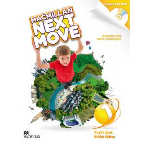 Macmillan Next Move 1. Podręcznik + DVD
