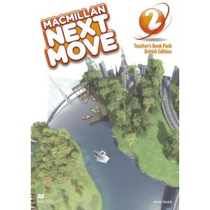 Macmillan Next Move 2. Książka Nauczyciela