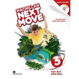 Macmillan Next Move 3. Podręcznik + DVD
