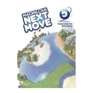 Macmillan Next Move 5. Książka Nauczyciela