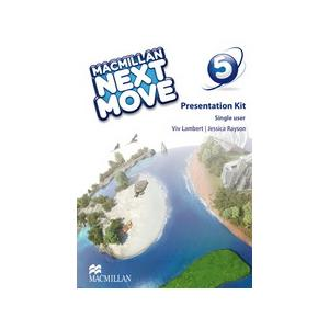 Macmillan Next Move 5. Oprogramowanie Tablicy Interaktywnej