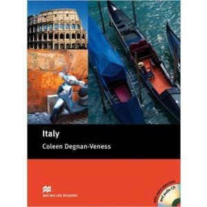 Italy + CD. Macmillan Readers Pre-Intermediate