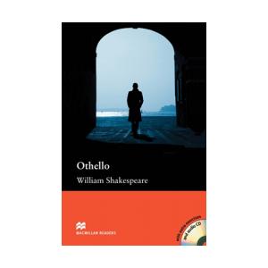 Othello + CD. Macmillan Readers Intermediate