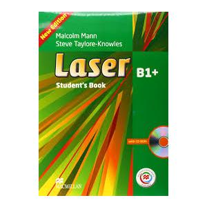 Laser B1+ 3Ed. Podręcznik + CD-ROM + Kod On-line