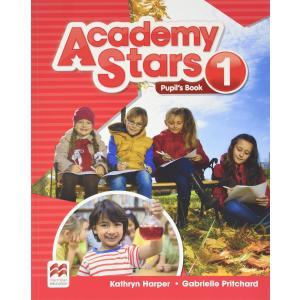 Academy Stars 1. Podręcznik + Kod Online
