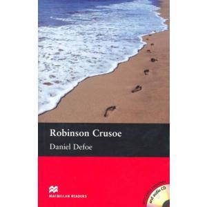 Robinson Crusoe + CD. Macmillan Readers Pre-Intermediate