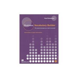 Business Vocabulary Builder + CD