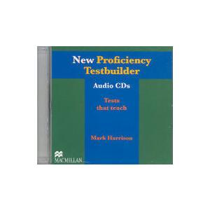 New Proficiency Testbuilder. CD
