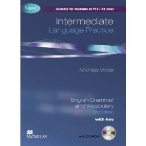 Intermediate Language Practice. Książka z Kluczem + CD