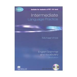 Intermediate Language Practice. Książka bez Klucza + CD
