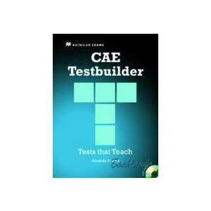 CAE Testbuilder. Książka bez Klucza + CD
