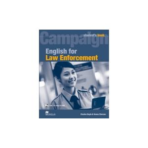 Campaign. English For Law Enforcement.    Teacher's Book