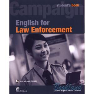 Campaign. English for Law Enforcement. Podręcznik + CD