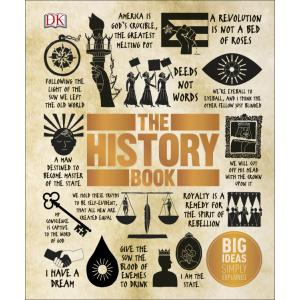 Big Ideas Simply Explained. The History Book