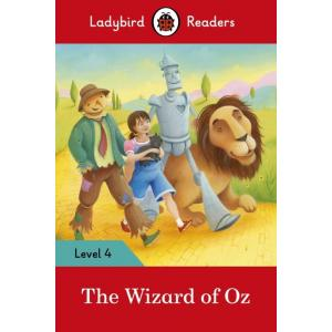 Ladybird Readers Level 4: Wizard of Oz