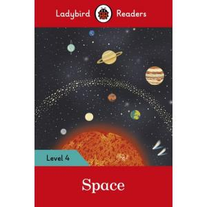 Ladybird Readers Level 4: Space
