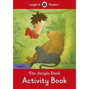 Ladybird Readers Level 3: Jungle Book Activity Book