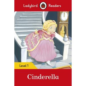 Ladybird Readers Level 1: Cinderella