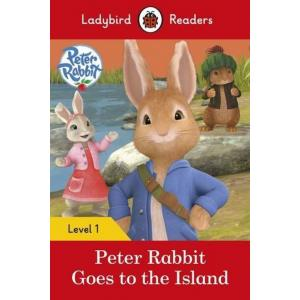 Ladybird Readers Level 1: Peter Rabbit Goes to the Island