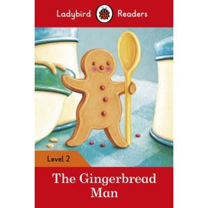 Ladybird Readers Level 2: Gingerbread Man