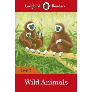 Ladybird Readers Level 2: Wild Animals