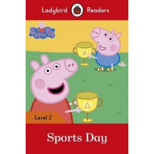 Ladybird Readers Level 2: Peppa Pig Sports Day