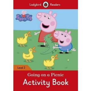 Ladybird Readers Level 2: Going on a Picnic. Activity Book