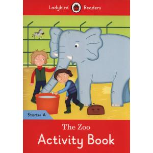 Ladybird Readers Starter Level A: The Zoo Activity Book