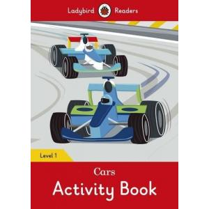Ladybird Readers Level 1: Cars. Activity Book