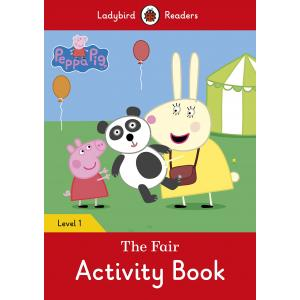 Ladybird Readers Level 1: Peppa Pig Goes to the Fair Activity Book