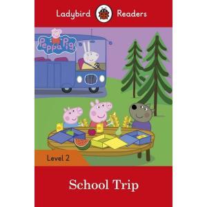 Ladybird Readers Level 2: Peppa Pig School Bus Trip