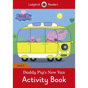 Ladybird Readers Level 2: Daddy Pig's New Van Activity Book