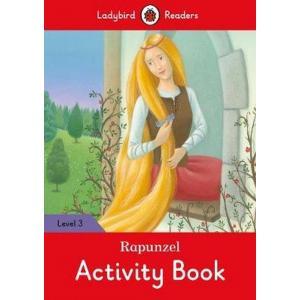 Ladybird Readers Level 3: Rapunzel Activity Book