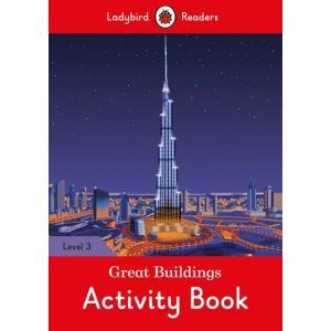 Ladybird Readers Level 3: Super Structures Activity Book