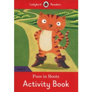 Ladybird Readers Level 3: Puss in Boots Activity Book