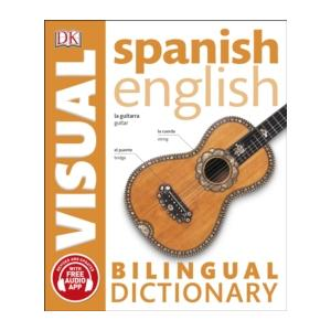 DK Bilingual Visual Dictionary: Spanish 3rd ed + app