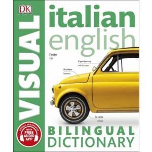 Italian English Bilingual Visual Dictionary DK