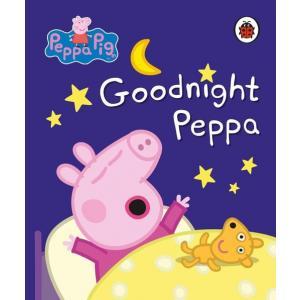 Peppa Pig: Goodnight Peppa board book