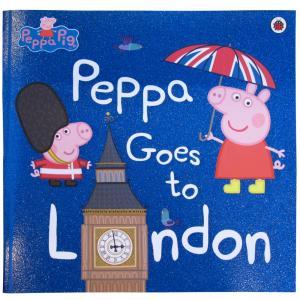 Peppa Pig Peppa Goes to London