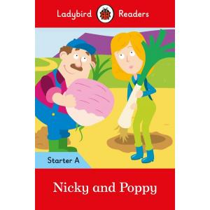 Ladybird Readers Starter Level A: Nicky and Poppy