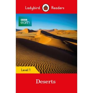 Ladybird Readers Level 1: BBC Earth - Deserts