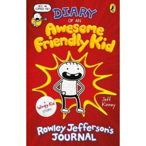 A Wimpy Kid Story. Diary of an Awesome Friendly Kid