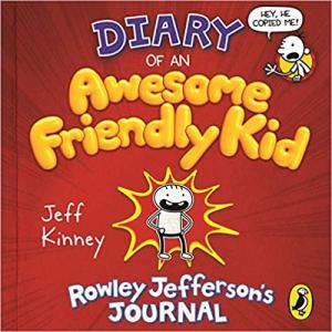 Diary of an Awesome Friendly Kid: Rowley Jefferson's Journal (Diary of a Wimpy Kid) Audio CD