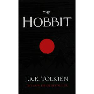 Hobbit: or There and Back Again (exp. ed) black