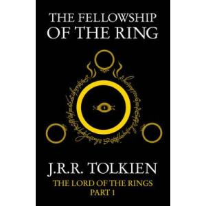 LOTR 1: The Fellowship of the Ring (black)
