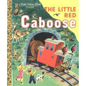 Little Red Caboose, The (Little Golden Book)