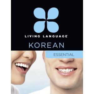 Living Language Korean, Essential Edition