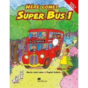 Here Comes Super Bus 1 TRP
