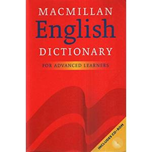 Macmillan English Dictionary for Advanced Learners + CD-ROM