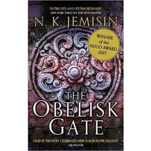 The Obelisk Gate: The Broken Earth (Book 2)